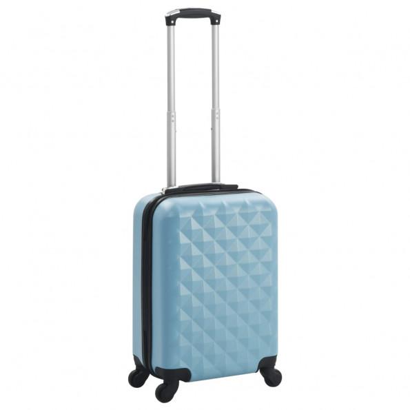 Hardcase-kuffert ABS blå