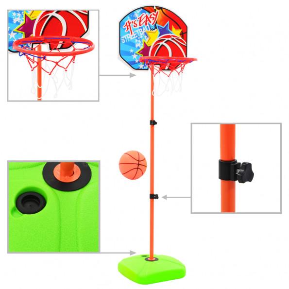 Basketballsæt til børn