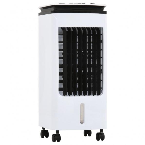 3-i-1 transportabel luftkøler/luftfugter/luftrenser 80 W