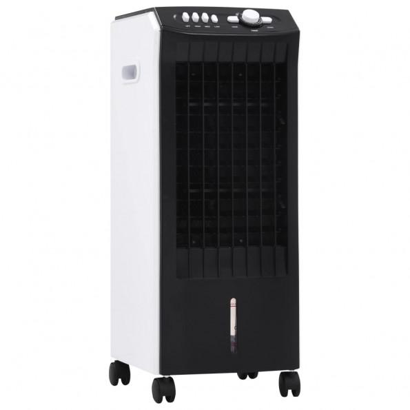 3-i-1 transportabel luftkøler/luftfugter/luftrenser 65 W
