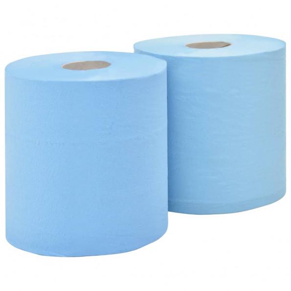 3-lags industrielle papirruller 2 ruller 38 cm