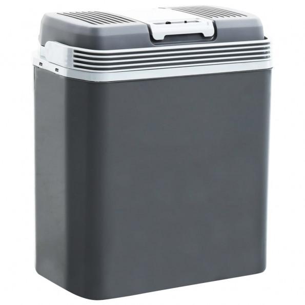 Bærbar termoelektrisk køleboks 24 l 12 V 230 V A+++