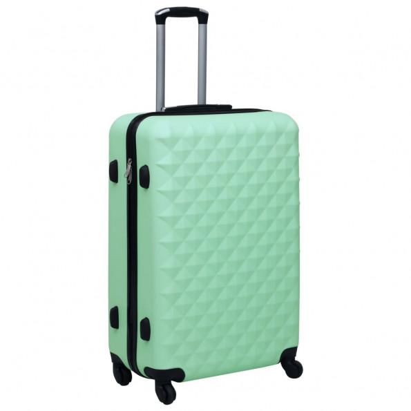 Hardcase-kuffert ABS mintgrøn