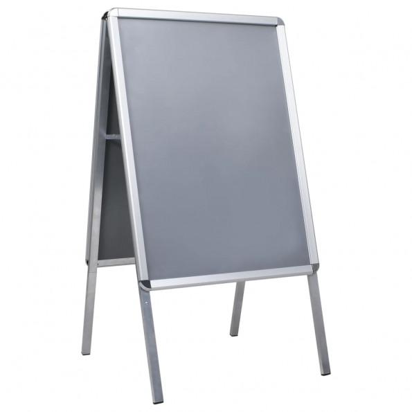 Plakatstativ A1 aluminium