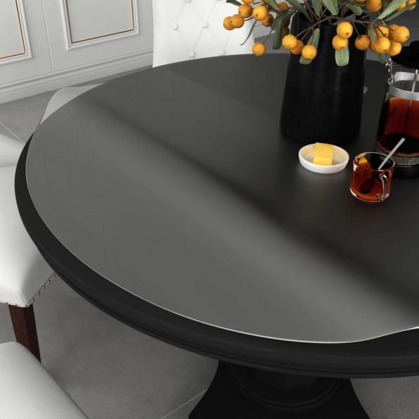Bordbeskytter Ø 60 cm 2 mm PVC mat