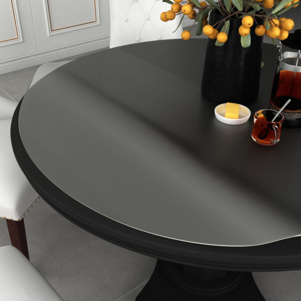 Bordbeskytter Ø 70 cm 2 mm PVC mat