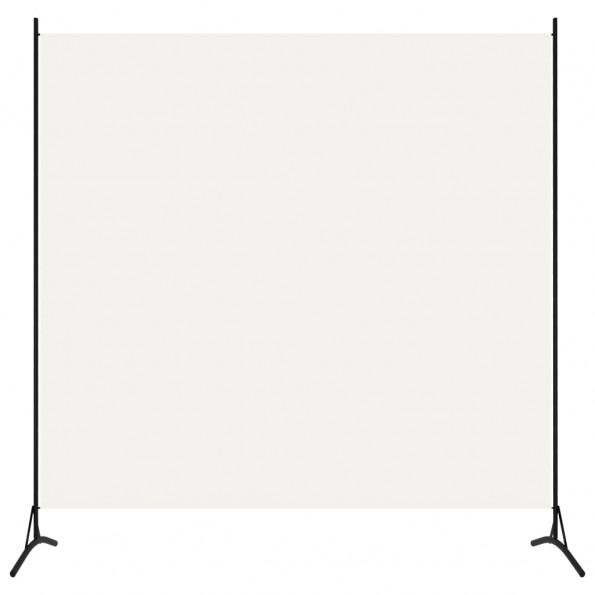 1-panels rumdeler 175x180 cm hvid