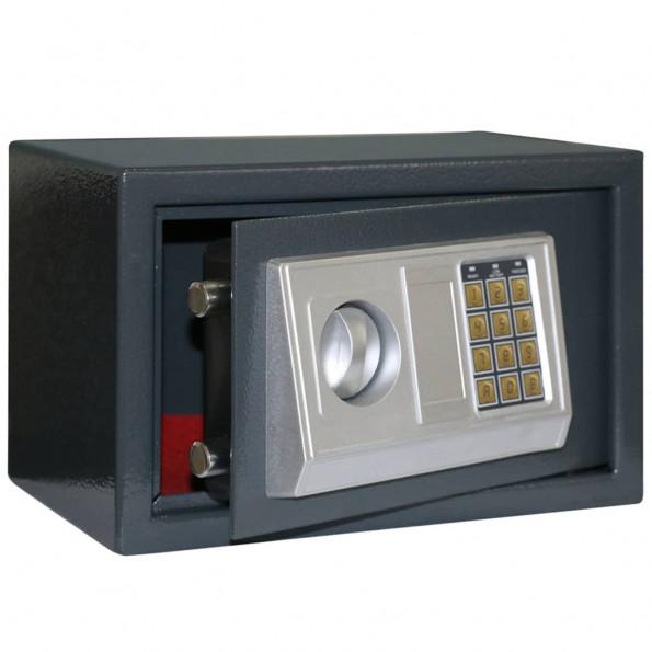 Digitalt sikkerhedsskab 31x20x20 cm